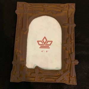 Iron Cross 4x6 Frame - NWT
